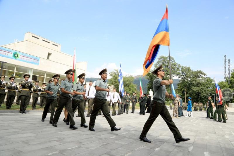 Հայաստանում մեկնարկել է «Խաղաղության մարտիկ» մրցույթը․ մասնակցում են 6 երկրների ԶՈՒ ներկայացուցիչներ