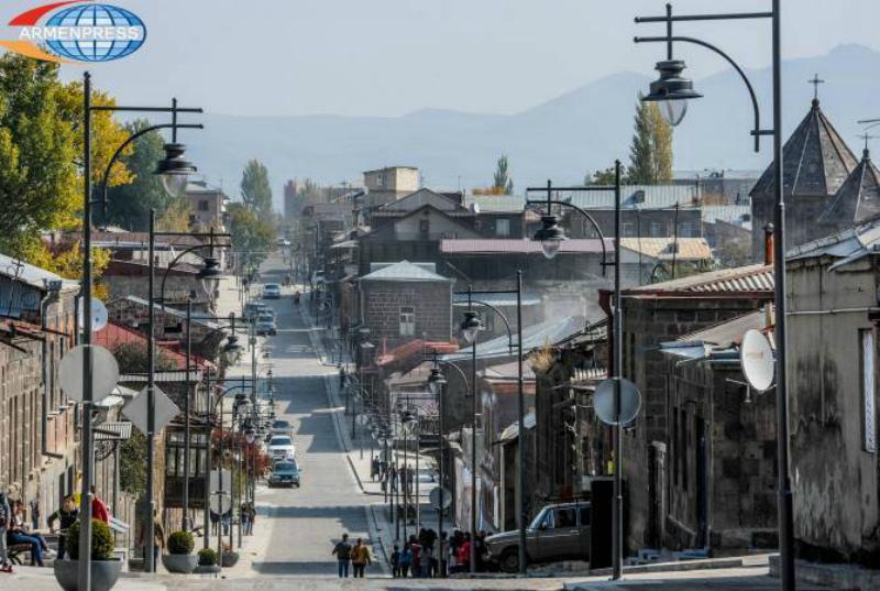 Սեպտեմբերի 21-ին Գյումրիում փակ են լինելու որոշ փողոցներ