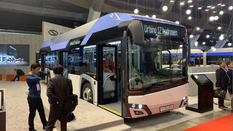 Քաղաքապետարանը նպատակ ունի մինչև աշուն 100 ավտոբուս բերել եւ սկսել շահագործել. ՎԶԵԲ-ը թույլ կտա՞. «Հրապարակ»