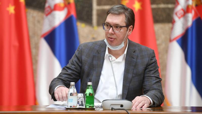 Սերբիայի նախագահի որդին վարակվել է կորոնավիրուսով