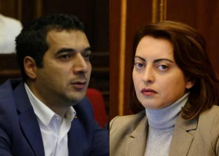 Լենա Նազարյանի և լրագրողների հարաբերությունները բարդ են դասավորվում. «Հրապարակ»