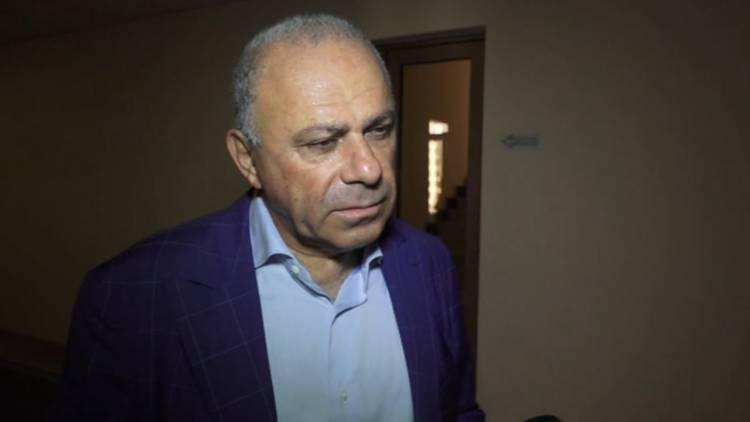 Ալիկ Սարգսյանը մեկնել է Հայաստանից