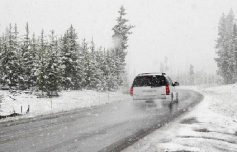 ՀՀ մի շարք մարզերում ձյուն է տեղում