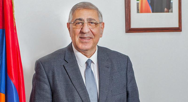 Հոյակապ մարդ, փայլուն դիվանագետ. Երևանում վերջին հրաժեշտը տվեցին Արման Կիրակոսյանին