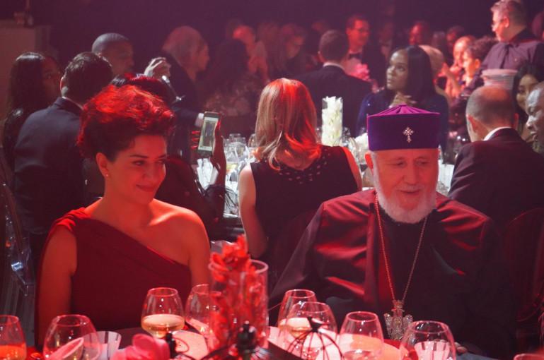 Աննա Հակոբյանը ներկա է գտնվել Շվեյցարական Կարմիր խաչի` Հայաստանին նվիրված բարեգործական երեկոյին
