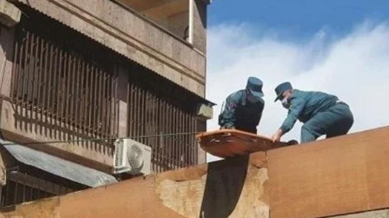 Հալաբյան փողոցում 14-րդ հարկից ցած նետված քաղաքացին պատերազմի մասնակից է եղել. մանրամասներ