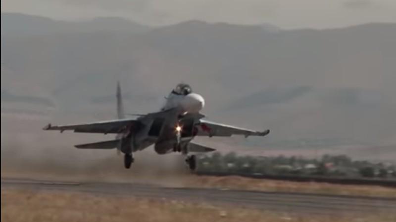 Զինված ուժերի ավիացիան պատերազմի 44 օրերին. (տեսանյութ)