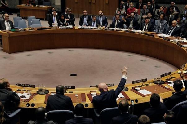 ՄԱԿ-ի Անվտանգության խորհուրդը չընդունեց Սիրիայի հարցով ռուսական բանաձևը