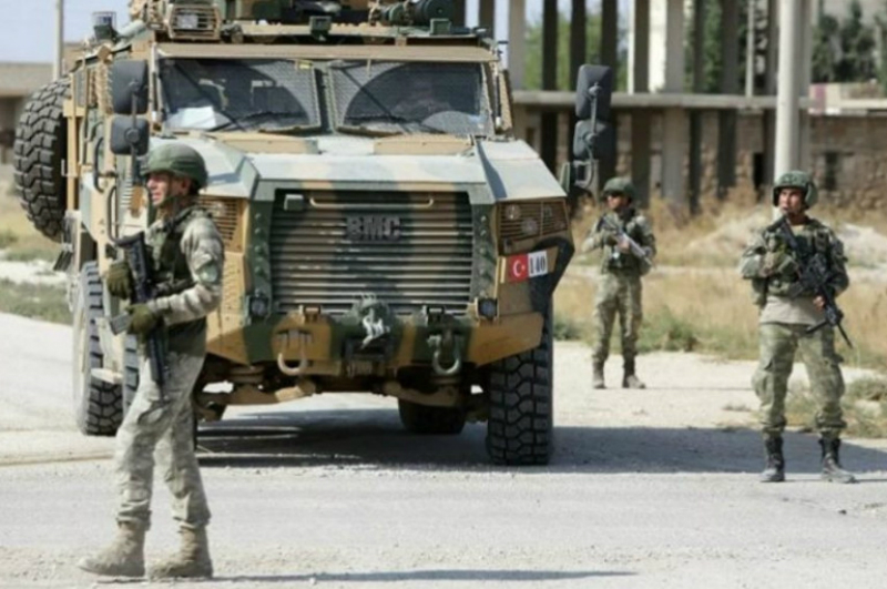 Թուրքական հատուկ ծառայությունները Սիրիայում ձերբակալել են բազմաթիվ ահաբեկչությունների կազմակերպիչ ԻՊ-ի անդամի