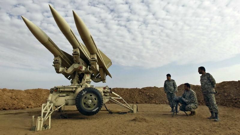 Իրանը գնդակոծել է «սահմանից այն կողմ» գրոհայինների դիրքերը. РИА Новости