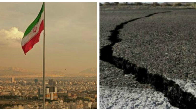 Իրանում 5,1 մագնիտուդով երկրաշարժ է գրանցվել