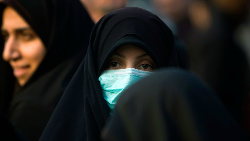Իրանում նոր կորոնավիրուսից ևս 1 մարդ է մահացել, մեծացել է վարակակիրների թիվը