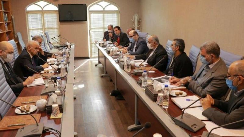 Իրանում ՀՀ դեսպան Արտաշես Թումանյանը հանդիպել է ԻԻՀ նախագահի խորհրդական Հեսամեդդին Աշնային
