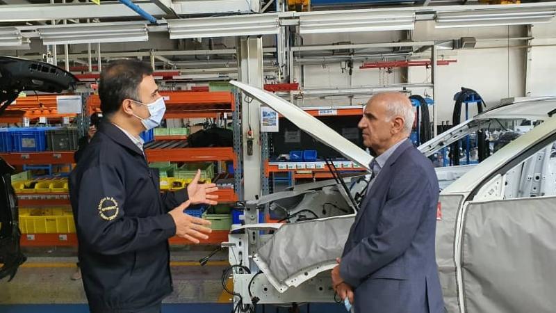 Իրանում ՀՀ դեսպանն այցելել է «Bahman Group» ավտոմեքենաշինական ընկերություն, քննարկել հայկական կողմի հետ համագործակցության հնարավորությունները