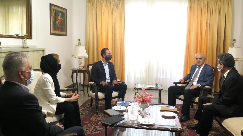 Իրանական արդյունաբերական ընկերությունը մտադիր է Հայաստանում տնտեսական գործունեություն սկսել