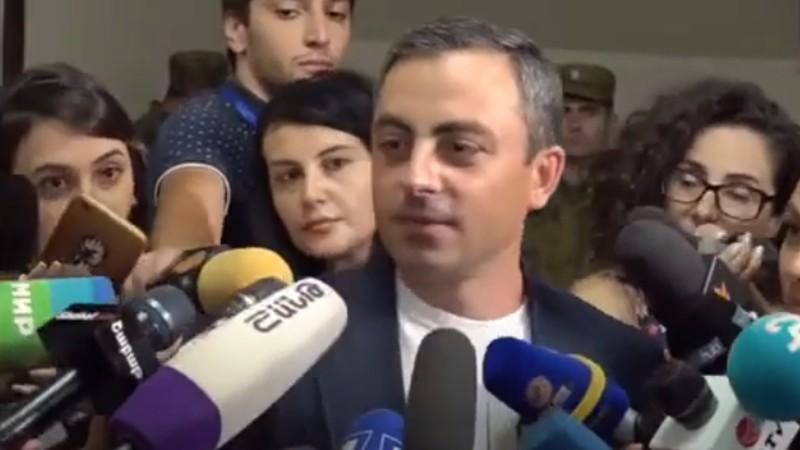 Սա քաղաքական պայքար է, մենք շարունակում ենք մեր պայքարը․ Իշխան Սաղաթելյան (տեսանյութ)