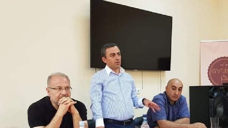 ՀՅԴ-ում քննարկել են Գյումրիում սպասվելիք ՏԻՄ ընտրություններին մասնակցության խնդիրը