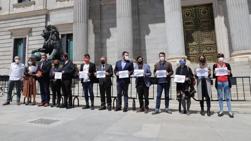 Մի խումբ իսպանացի պատգամավորներ ու սենատորներ Ադրբեջանից պահանջում են ազատ արձակել հայ ռազմագերիներին