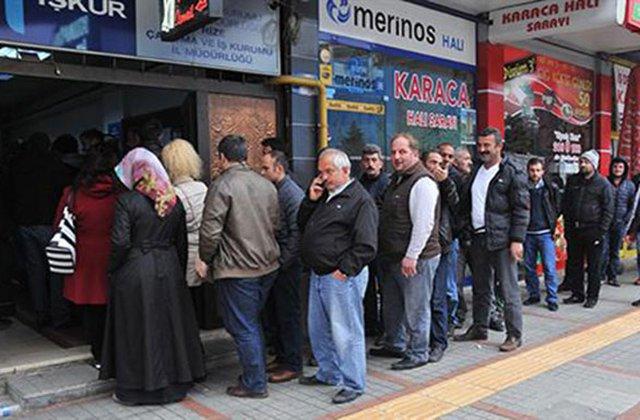 Թուրքիան գործազրկության մակարդակով OECD երկրների ցանկում առաջատար է