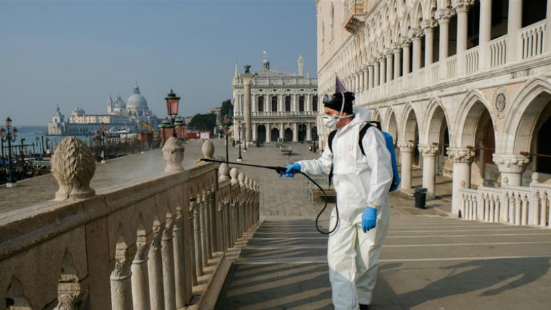 Իտալիայում նոր տեսակի կորոնավիրուսով մեկ օրում վարակման նոր դեպքերի ցուցանիշը նվազում է հինգերորդ օրն անընդմեջ․ CNN