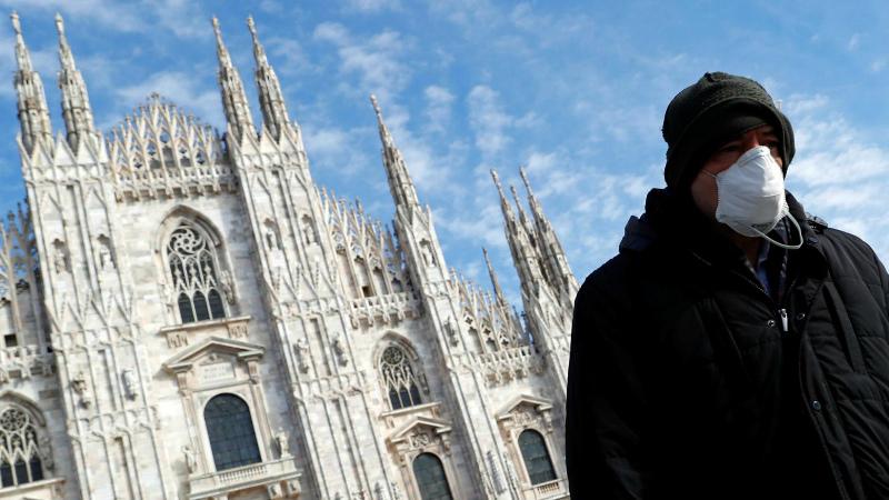 Իտալիայում 24 ժամվա ընթացքում 2000 մարդ բուժվել է կորոնավիրուսից