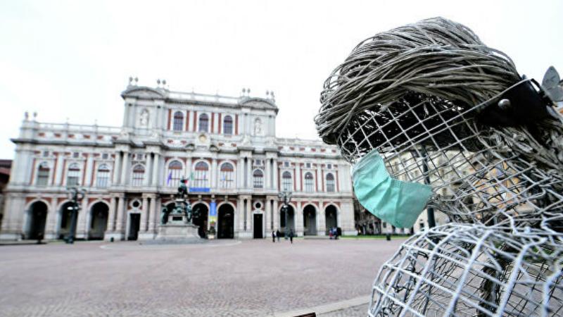 Իտալիայում կորոնավիրուսի հետևանքով մահացածների թիվն անցել է 34 հազարը