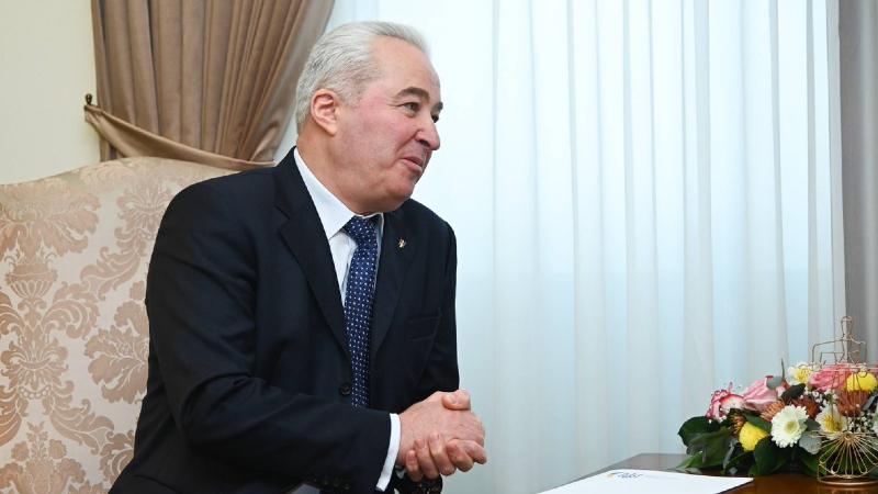 Հայաստանում Ուկրաինայի դեսպանն ազատվել է պաշտոնից