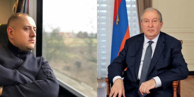 Նախկին պատգամավորը կարծում է,որ հնարավոր է Հայաստանի նախագահի փորը ցավում է