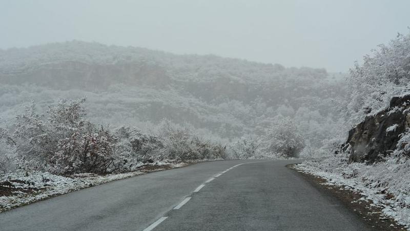 Արցախը Հայաստանին կապող ներպետական ճանապարհին առկա է մերկասառույց․ ԱՀ ԱԻՊԾ