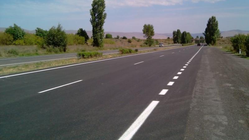 Երթևեկության կազմակերպման փոփոխություն՝ Երևան-Արմավիր ավտոճանապարհին (լուսանկար)
