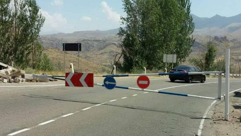 Մայիսի 2-ին՝ ժամը 13.00-18.00-ը, Երևան-Մեղրի հայ-իրանական սահման ճանապարհի 24-րդ կմ-ի 2-րդ և 3-րդ գոտիները կփակվեն. ՏԿԵՆ