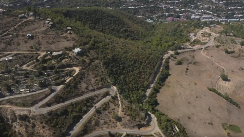 Տաթևից Աղվանի 43 կիլոմետրանոց ճանապարհահատվածը պատրաստ կլինի մինչև նոյեմբերի վերջ (տեսանյութ)