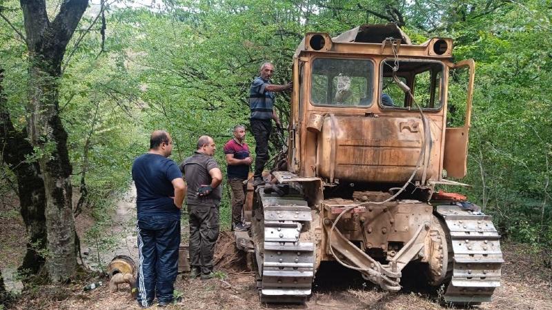 Աճարկուտից Կիրանցի վանք տանող ճանապարհի 7 կմ հատվածն արդեն անցանելի է. Տավուշի մարզպետարան