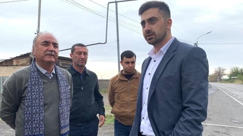 Աշխատանքային այցով Երևանում է ԱՊՀ Ճանապարհաշինարարների միջկառավարական խորհրդի քարտուղարության ղեկավար Բուրի Կարիմովը