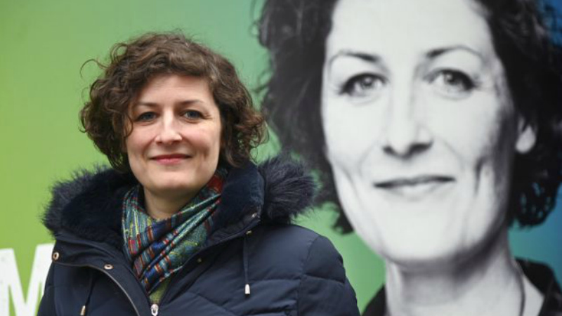 Ժաննա Բարսեղյանն ընտրվել է Ստրասբուրգի քաղաքապետ