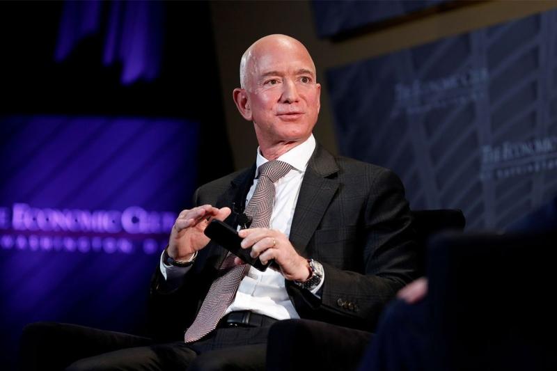 Ջեֆ Բեզոսն Amazon-ի 1,9 մլրդ դոլարի արժեթղթերի փաթեթ է վաճառել