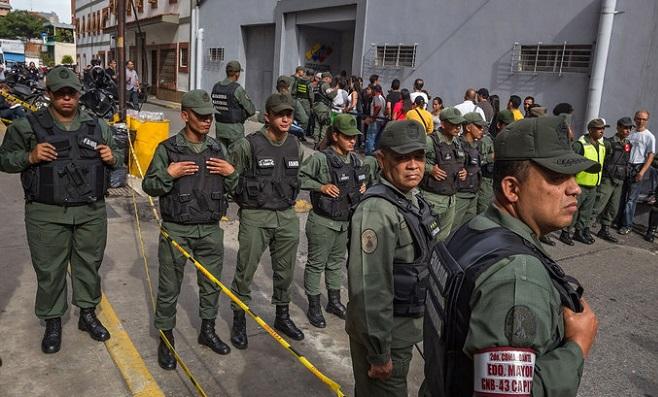 Վենեսուելայում 11 լրագրողի են ձերբակալել՝ կապված Մադուրոյի դեմ մահափորձի հետ