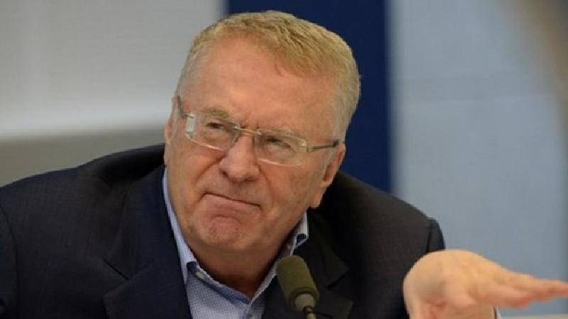 Ժիրինովսկին արձագանքել է Բաքվի բողոքի ձայնին