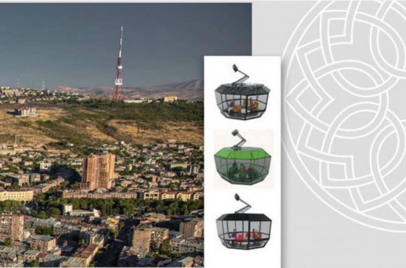Երևանում նախատեսվում է նոր ճոպանուղու կառուցում