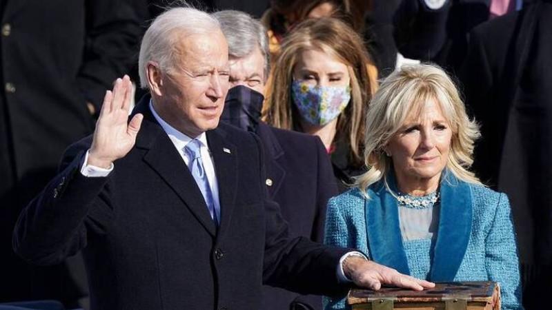Ջոզեֆ Բայդենը պաշտոնապես երդվեց՝ ստանձնելով ԱՄՆ-ի նոր նախագահի պաշտոնը
