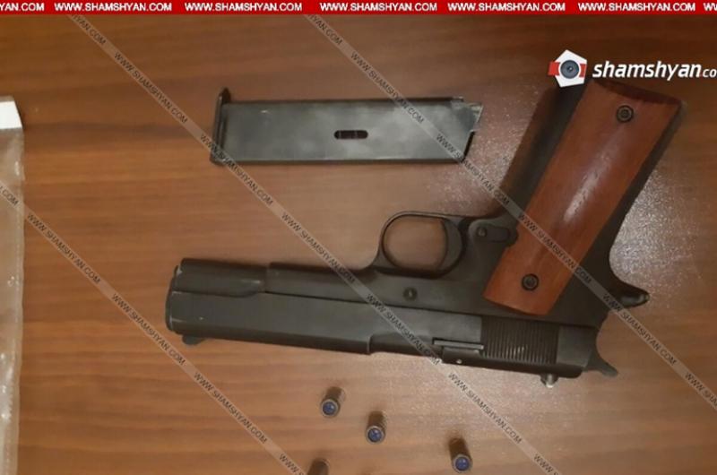 Ճանապարհը չզիջելու պատճառով Արմավիրում կրակոցներ են լսվել, բերման է ենթարկվել Մանվել Գրիգորյանի որդին․ Shamshyan.com
