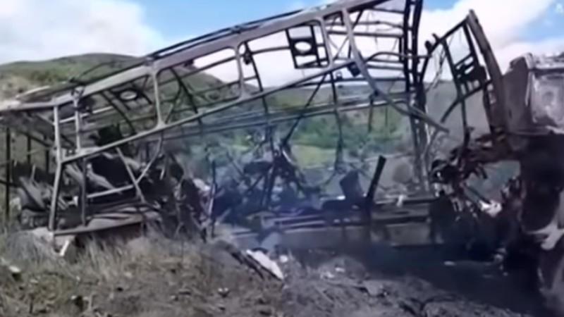 Ադրբեջանի ՊՆ «ԿամԱԶ»-ը ականի վրա պայթել է․ կան զոհեր և վիրավորներ
