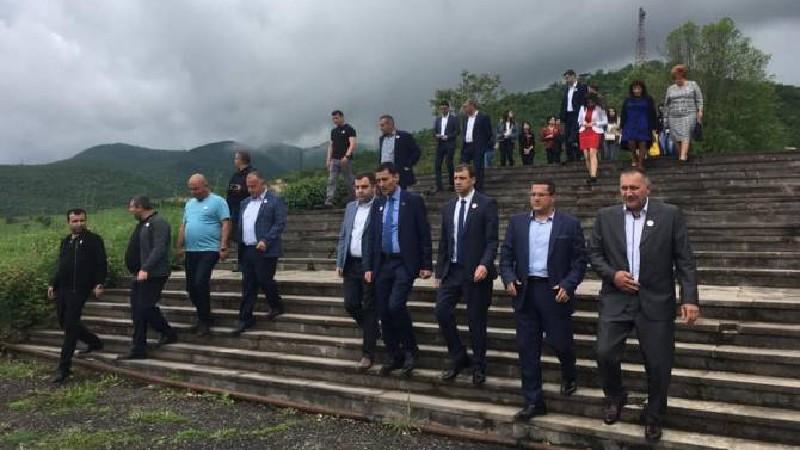 Կապանը որպես ՀՀ-ի երիտասարդական մայրաքաղաք. Հանդիսավորությամբ տրվել է միջոցառումների մեկնարկը