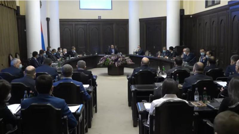 ՀՀ Կառավարության նիստ. (ուղիղ)