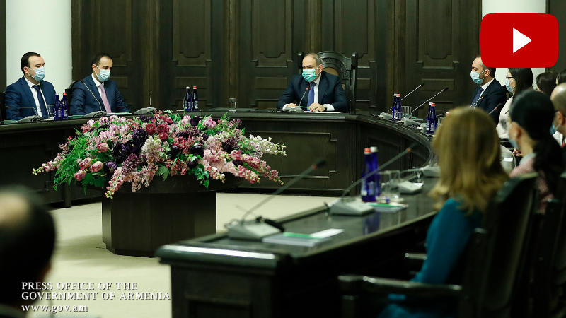 Պետական կառավարման համակարգը ռեսթարթի անհրաժեշտություն ունի, որը պետք է սկսվի վարչապետի աշխատակազմից. Նիկոլ Փաշինյան (տեսանյութ)