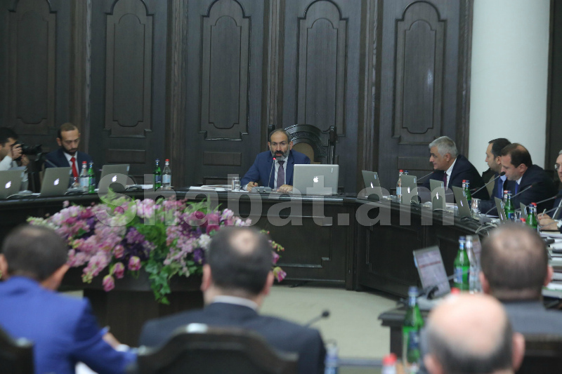 Կառավարության նիստը՝ ուղիղ միացմամբ