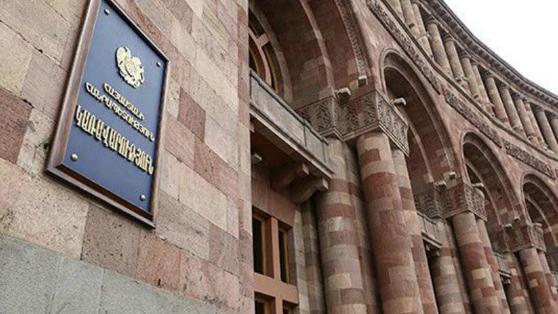 Վահան Պապիկյանը կազատվի վարչապետի աշխատակազմի գործերի կառավարչի պաշտոնից