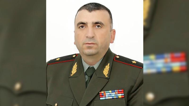 ՀՀ ԶՈՒ ԳՇ պետի տեղակալ Կարեն Աբրահամյանն ազատվեց պաշտոնից