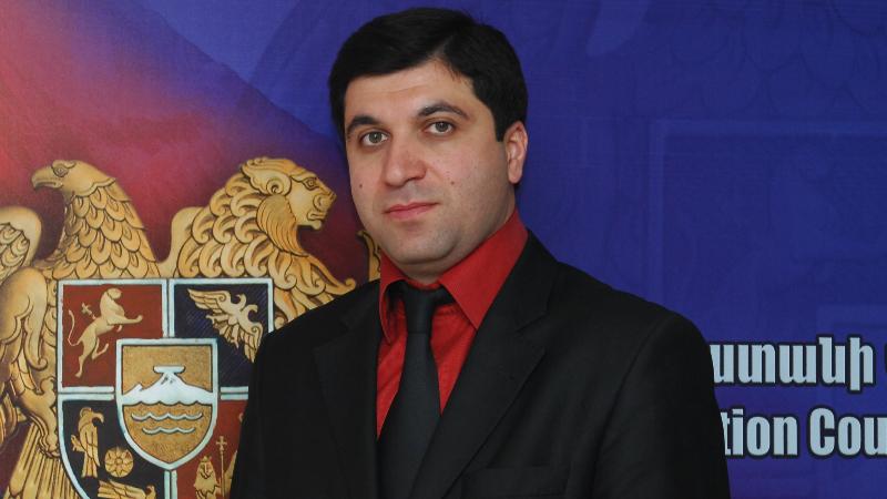 Դատական դեպարտամենտի ղեկավարն ազատվել է պաշտոնից