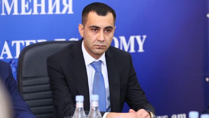 Կարեն Սարգսյանը նշանակվեց Գեղարքունիքի մարզպետ